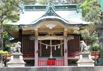 浜松東照宮(別名:出世神社)