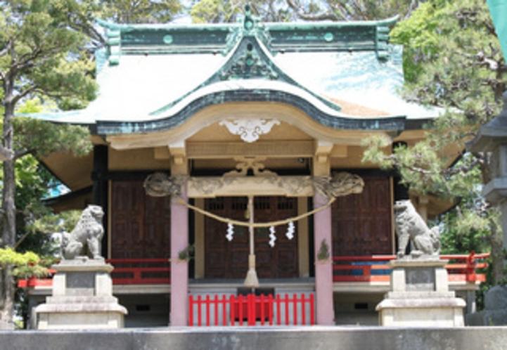 ●浜松東照宮(別名:出世神社)