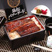 ■日本料理「堂満」/浜松名物・鰻重