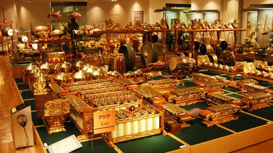 ●浜松市楽器博物館