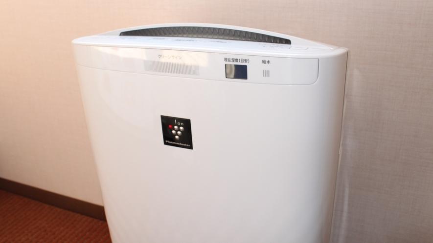 ●加湿空気清浄機