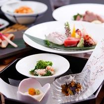 ■日本料理「堂満」/堂満会席イメージ