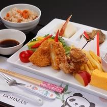 ■日本料理「堂満」/お子様セット