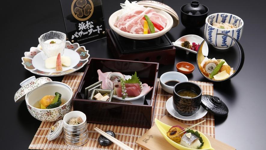 ●【日本料理 堂満】夢御膳(一例)