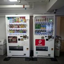4階 自動販売機