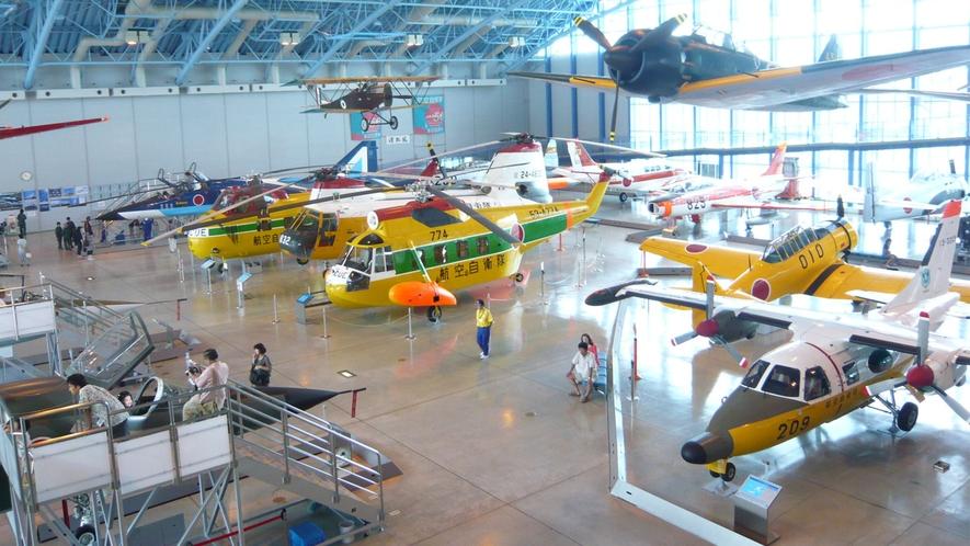 ●エアーパーク・航空自衛隊浜松広報館