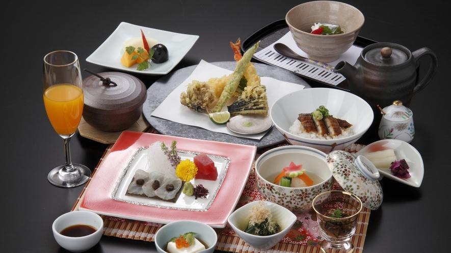 ●【日本料理 堂満】浜松出世城御膳DX