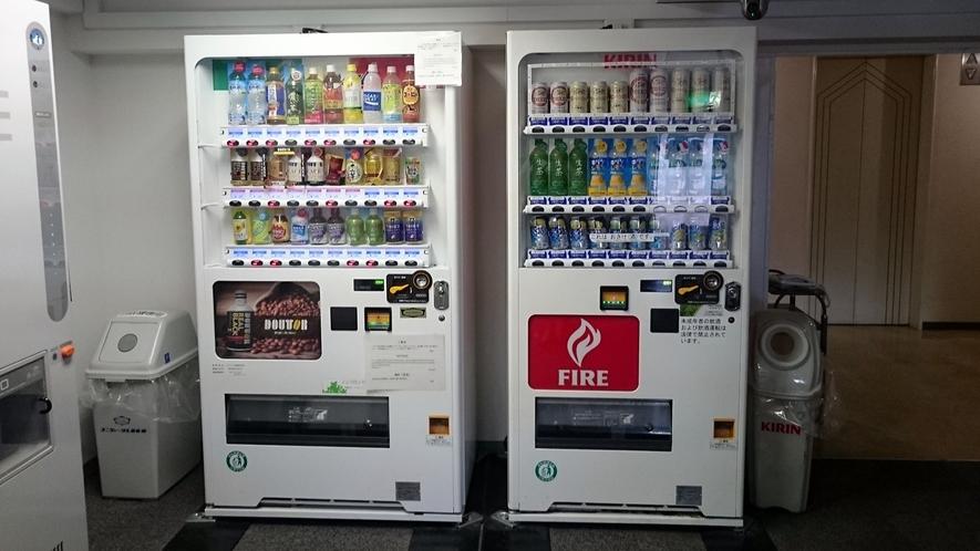 ●4F・自動販売機