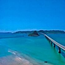 角島大橋(下関豊北)