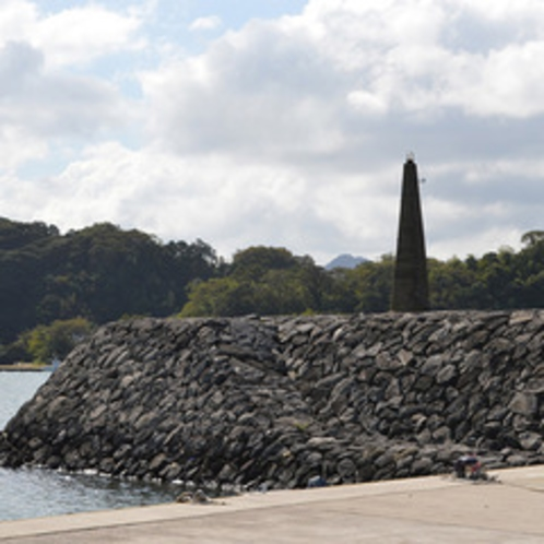 世界遺産 恵美須ヶ鼻造船所跡