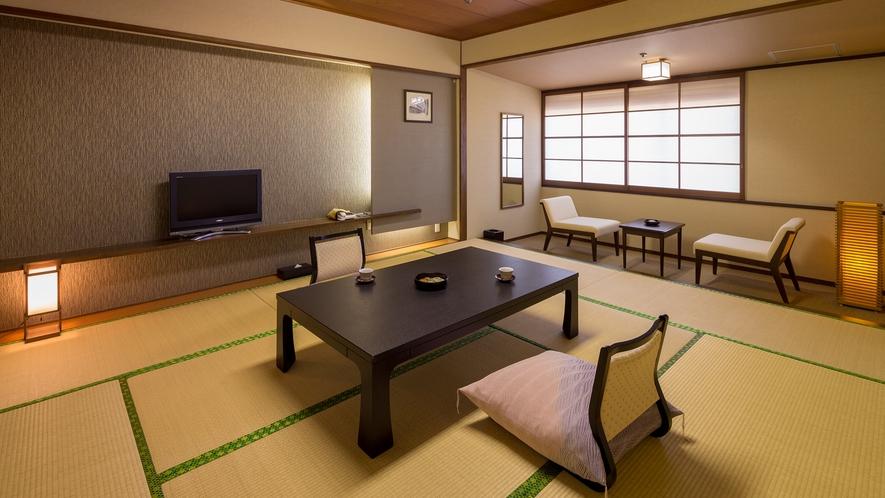 【萩市街を一望♪】本丸・和室(5−6階市内側 )