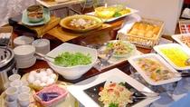 ◆ご朝食は約20品以上の和洋ミックスバイキングで、ボリュームたっぷりです。(※イメージ)