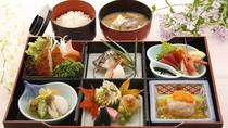 ◆ 日替わりパール御膳(※夕食イメージ写真)