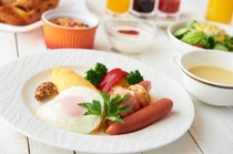 朝食(イメージ)