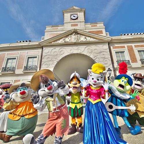 ■志摩スペイン村キャラクター