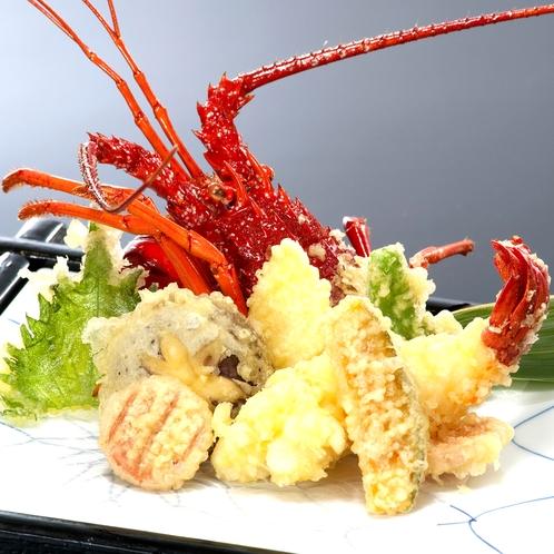■伊勢海老の天婦羅(別注料理)