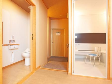 バリアフリールーム「合歓(ねむ)」(3階和室)(喫煙可)