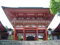 近江神宮(雄山荘から車で約15分)