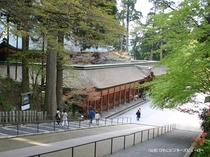 比叡山延暦寺(雄山荘から車で約30分)
