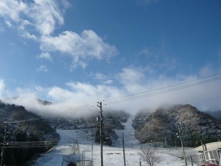 一里野スキー場