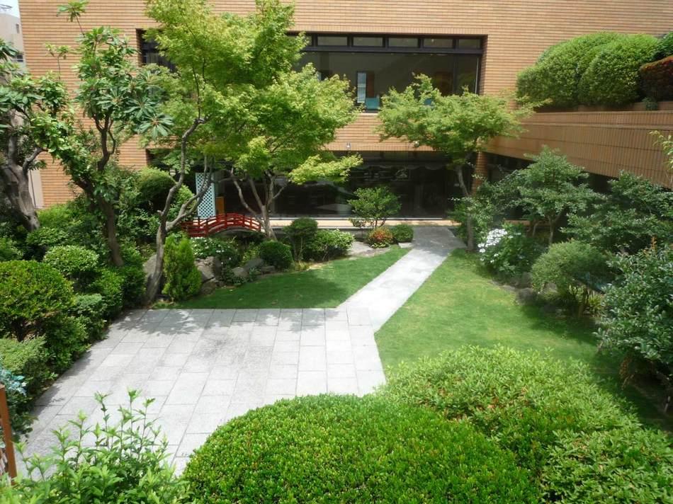 ■3階庭園■