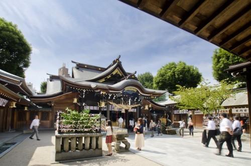 ■櫛田神社■
