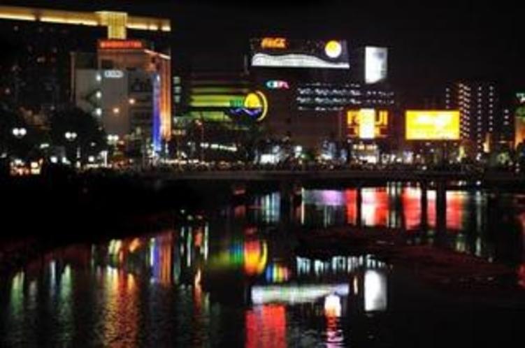 ■中洲夜景■