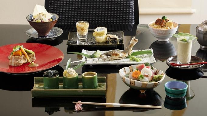 和食基本プラン【月替わり会席】富山湾の幸&南砺ポークなど旬材5品+食事+デザート