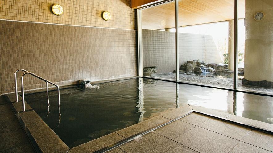 <桜ヶ池温泉>大浴場