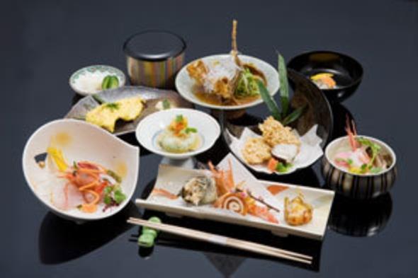 加賀料理 秋月で味わう「雪の膳プラン」1泊2食付