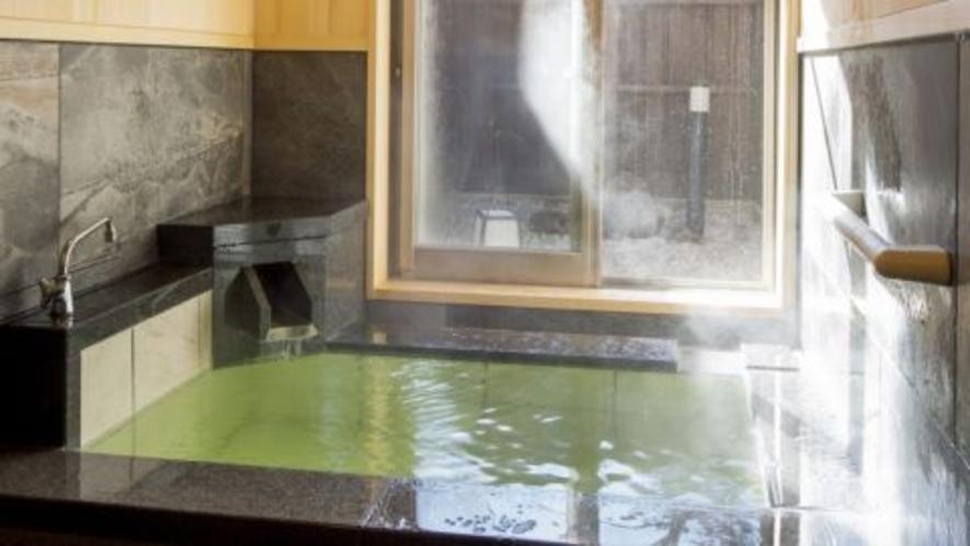 貸切風呂【翡翠の湯】