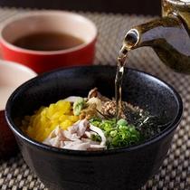ご朝食メニュー例 TOKYO鶏飯(けいはん)