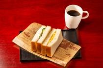 サンドイッチ 朝食