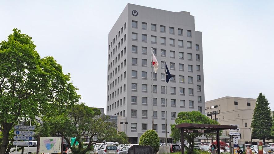 【周辺】八戸支庁