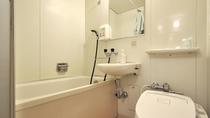 【全客室】バス、嬉しい洗浄機能付きトイレ♪