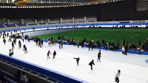 【YSアリーナ八戸】国内3つ目の世界水準のスケートリンクです(画像提供:YSアリーナ八戸)