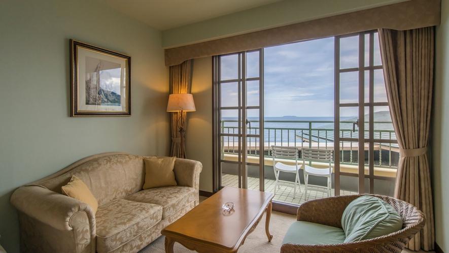 ツインルーム・お部屋からの眺望