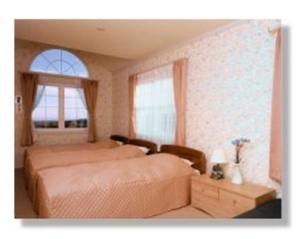 海一望のトリプルベッドルーム
