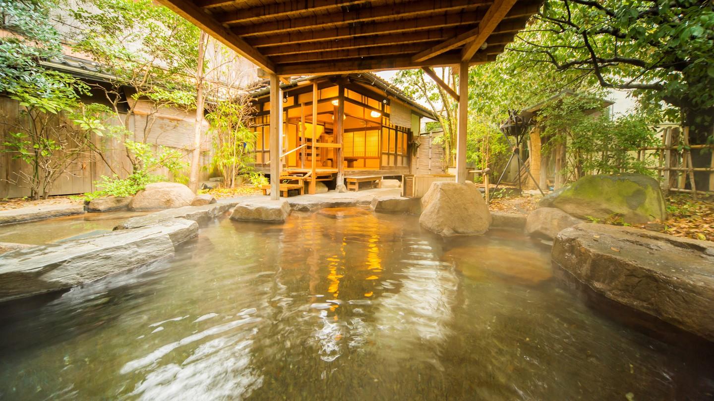 ■露天風呂【維新黎明の湯】