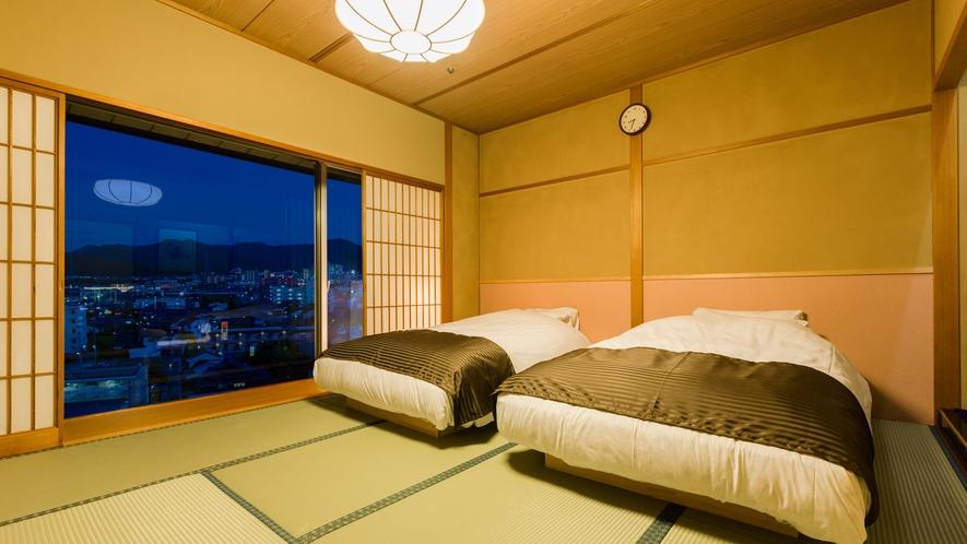 ◆エグゼクティブフロア 悠玄-yugen-◆【浮舟】和室ベッド