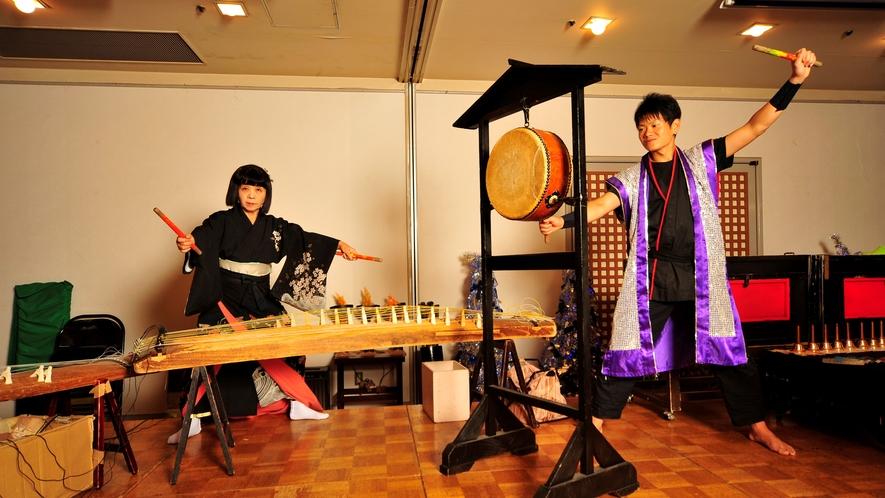 ■女将劇場 -琴太鼓-