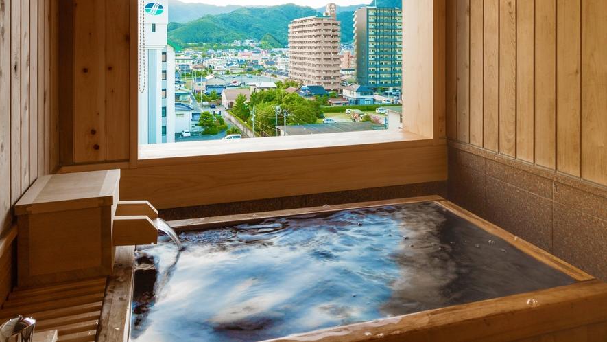 ◆エグゼクティブフロア 悠玄-yugen-◆【藤壷】半露天風呂