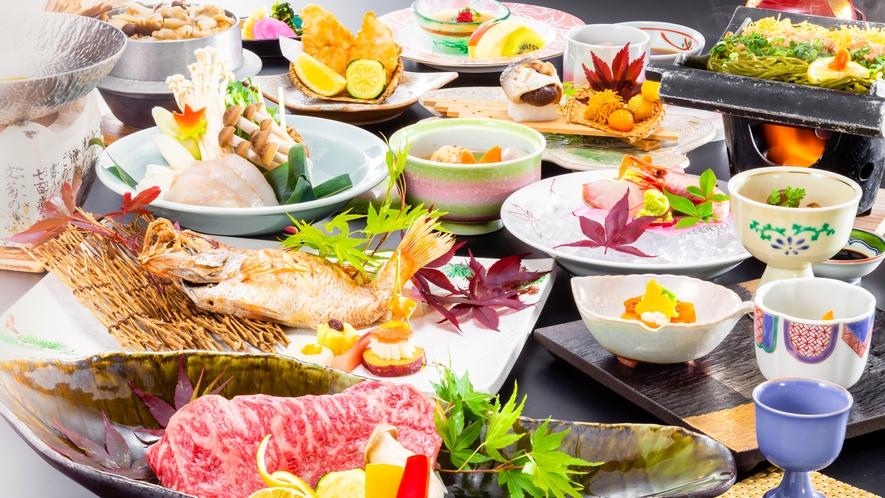 ■美味の響宴会席■ -秋冬-