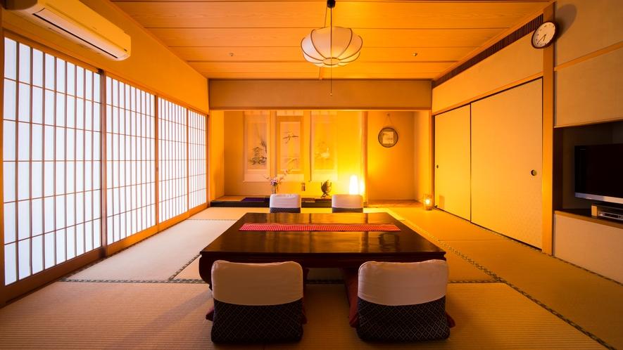 ◆エグゼクティブフロア 悠玄-yugen-◆【藤壷】和室