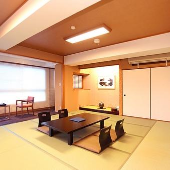 【東館(旧館)】ファミリー・グループに!15畳の純和風客室
