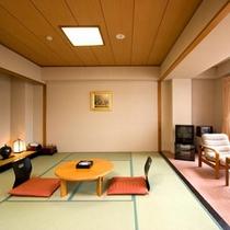 東館(旧館)和室
