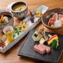 2017年4月にリニューアルオープンした離れレストラン『寿泉~Jusen~】の創作和会席