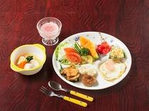 キッズ用朝食(幼児食)
