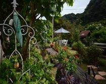 秘密の花園バードスマイルガーデン