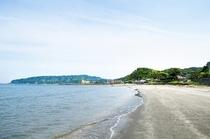 徒歩5分の鱚ヶ浦海岸